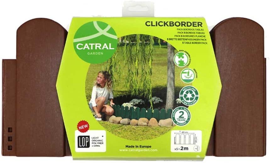 Catral 49010005 - Pack 5 bordos tabla clickborder lop 40x20cm ...