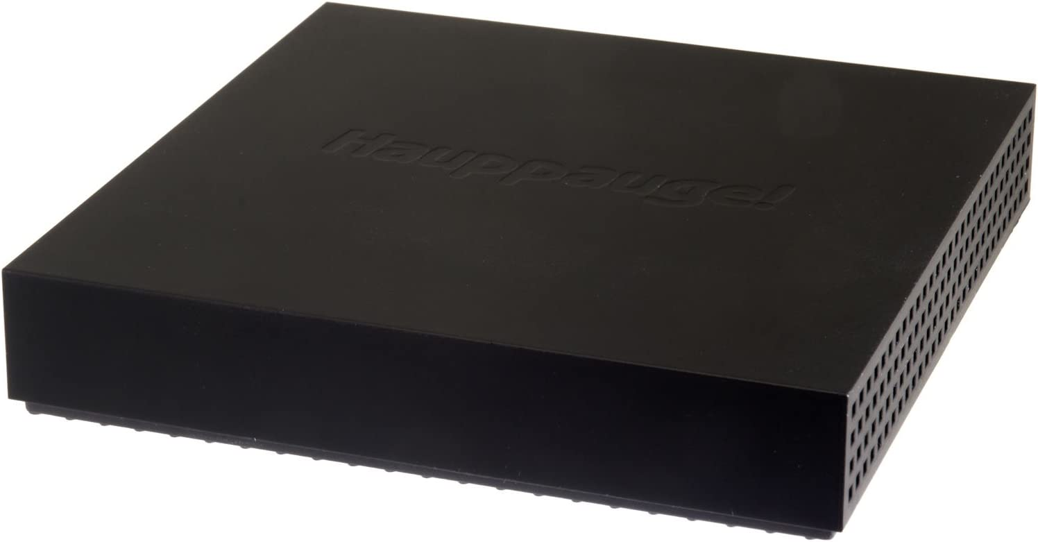 Hauppauge 1653 Cordcutter Wi-Fi over-the-air HD TV Tuner for iPhones, iPads, Android Phones, Tablets and Media Players