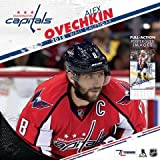 Washington Capitals Alex Ovechkin 2018 Calendar