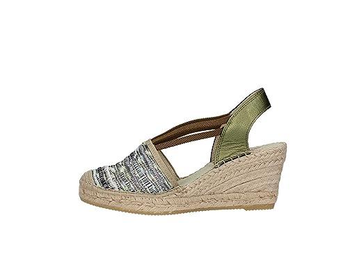 Vidorreta - Alpargatas para mujer verde Size: 35: Amazon.es: Zapatos y complementos