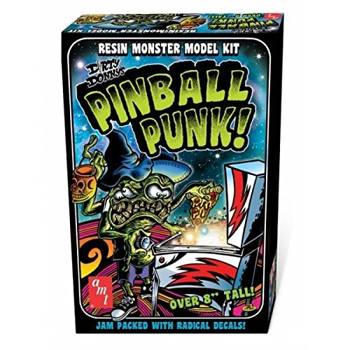 AMT AMT997 1:8 Dirty Donny's 'Pinball Punk' Resin Monster from AMT