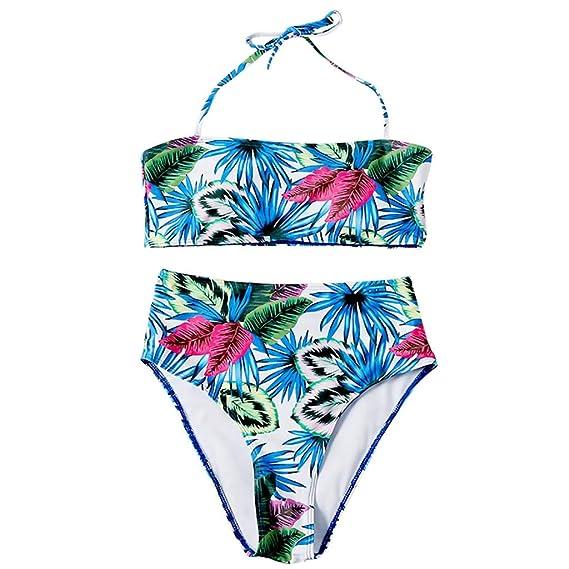 812b69e5e95f JERFER Bikini Mujer 2019, Bikini para Mujer Conjunto de Trajes de ...