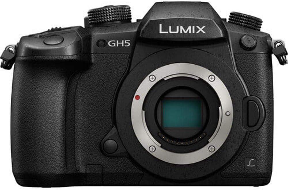 Panasonic LUMIX GH5 4K Digital Camera