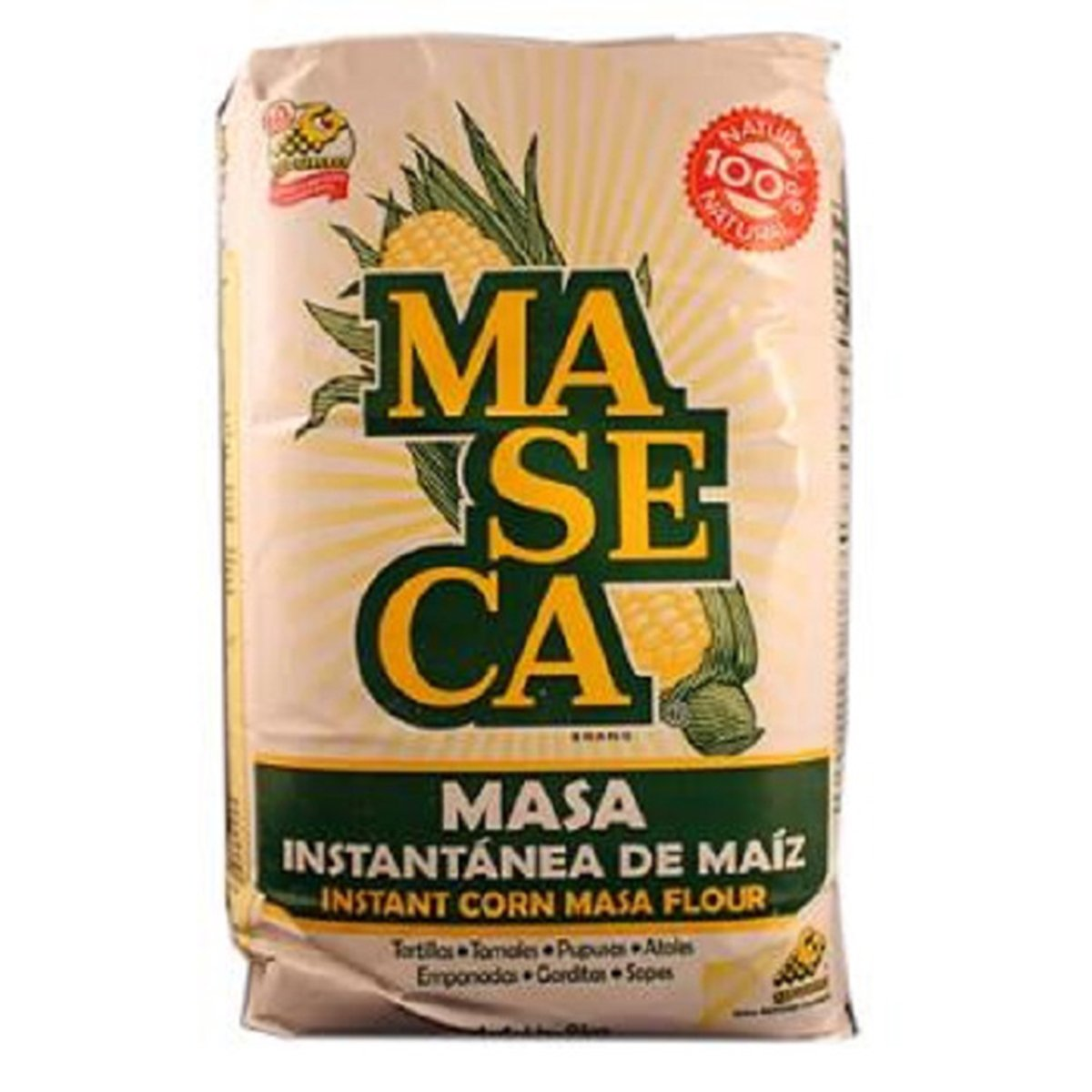 Product Of Maseca, Corn Masa Flour, Count 1 - Flour / Grab Varieties & Flavors