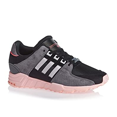 87addfc4de33 Adidas Eqt Support Rf W Black Pink Sneakers  Amazon.co.uk  Shoes   Bags