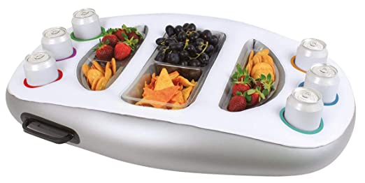 SPA Bar - Bar Flotador Hinchable Ideal para Piscina y SPA ...