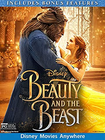 Beauty and the Beast (2017) (Plus Bonus Features) (Beauty And The Beast Prime Video)