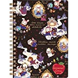 Sentimental-circus ring notebook B6