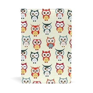 Cute Sloth - Cuaderno de piel con tapa de libro floral, tamaño A5 ...