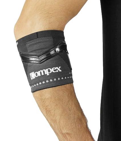 Compex Trizone Codera, Unisex, Negro, S