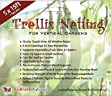 TRELLIS NETTING for SMART GARDENERS: Supports
