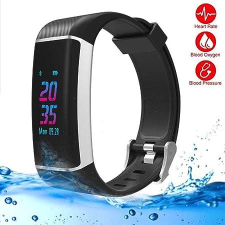 LMtt Rastreador de Fitness, elephone W7 GPS Ritmo cardíaco ...