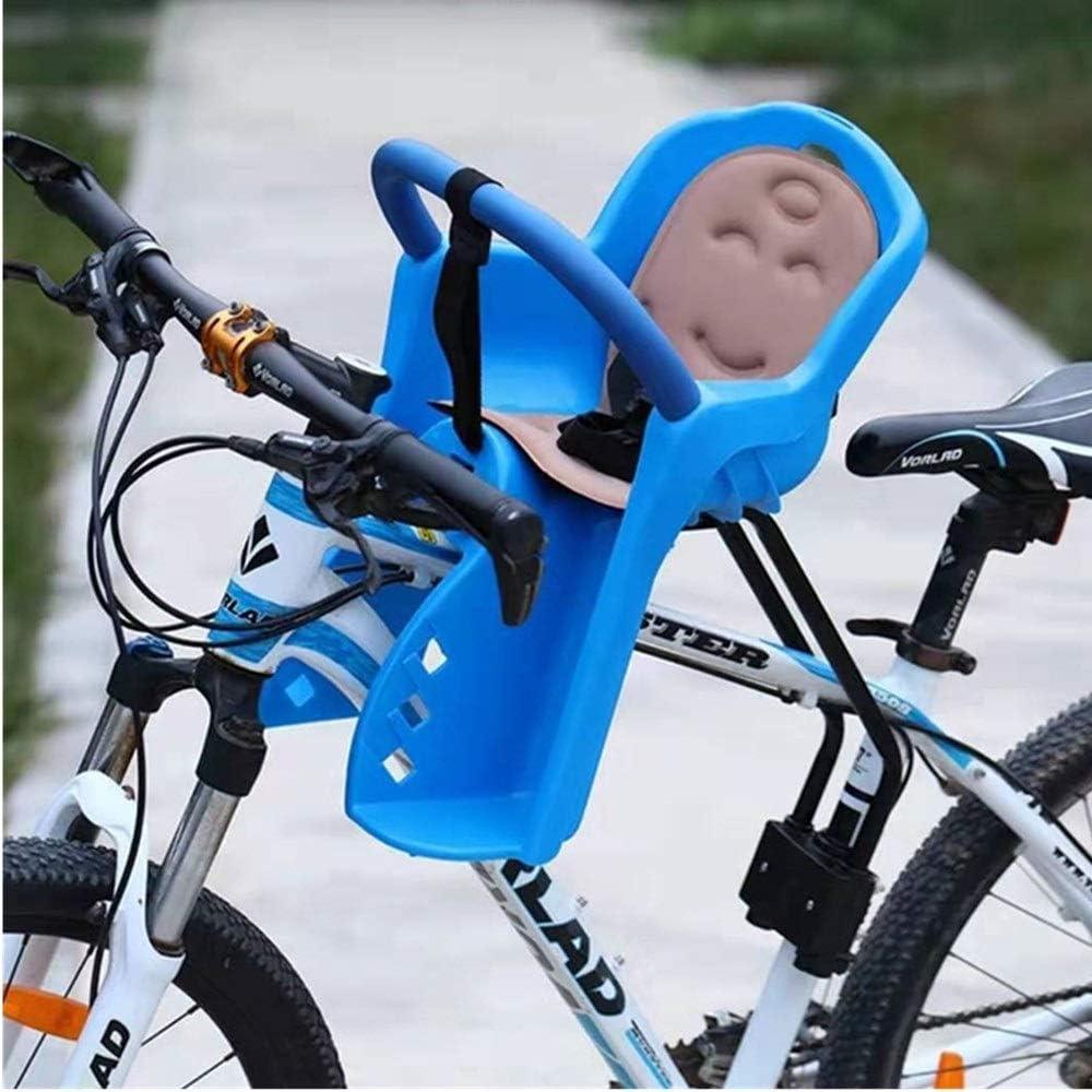 Silla de bebé delantera de bicicleta Asiento de bicicleta for ...