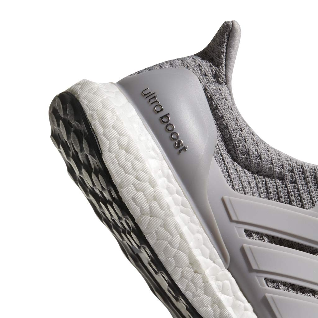 adidas Men's Ultra Boost Road Running Shoe (Grey, 5) by adidas (Image #4)