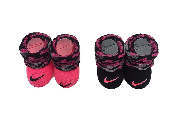 0311a3a40d8 Amazon.com  Nike Air Jordan Elephant Print Hat   Booties Set