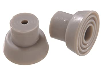 The Hillman Group The Hillman Group 852363 Replacement Rubber Tips For  4u0026quot; And 5u0026quot;