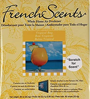 Lovely Tropical Bay French Scents Whole Home Air Freshener (6 Pack)