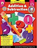Addition and Subtraction 2-3, Bill Linderman, 0887241891