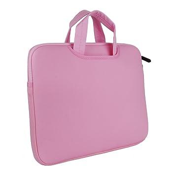 merssavo maletín de neopreno impermeable bolso portátil bolsa para portátil, ordenador portátil, MacBook Air/Pro, con cargador bolsa 13 inch, ...