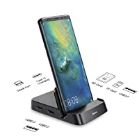 Deals on Baseus USB Type C HUB Docking Station for Samsung Galaxy