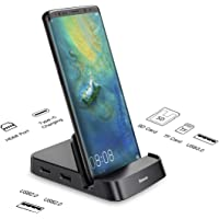 Baseus USB Type C Samsung Docking Station for Samsung Galaxy S10/S9/S8/S10+/S9+ Note 9/8