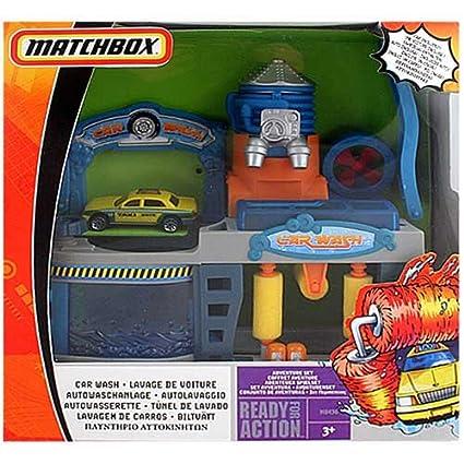 Matchbox Car Wash Adventure Set