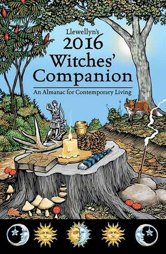 Llewellyn's 2016 Witches' Companion: An Almanac For Contemporary Living (Llew.. 6