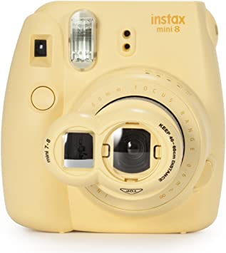 FoRapid Instax Mini Selfie Lens Close Up Lens with Self-Portrait Mirror Compatible with Fujifilm Instax Mini 8 Mini 7s /& Polaroid 300 Instant Film Cameras White