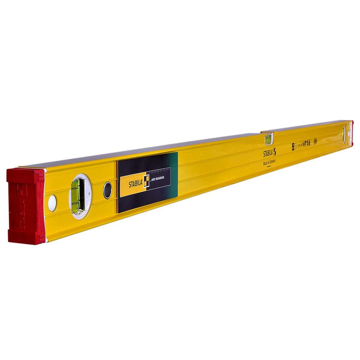 Stabila 96-2-40 Level 3 Vial 40cm / 16in 15225 STB96-2-40 Girder Levels Hand Tools Stabila Girder Levels