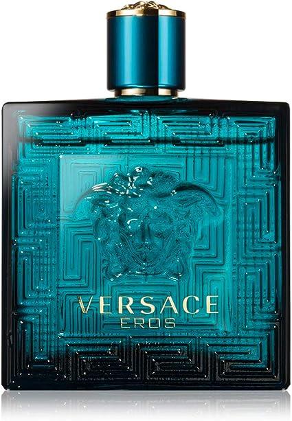 Perfume para hombre Versace Eros Eau de Toilette 100 ml