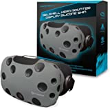 Hyperkin HTC Vive GelShell Head Mounted Display Silicone Skin (Gray) - PC