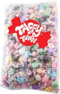 product image for Taffy Town Assorted Gourmet Salt Water Taffy, 5 Lb Bag