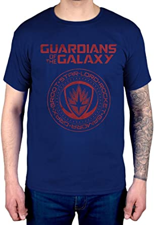 AWDIP Official Guardians of The Galaxy Volume 2 Eighties T-Shirt