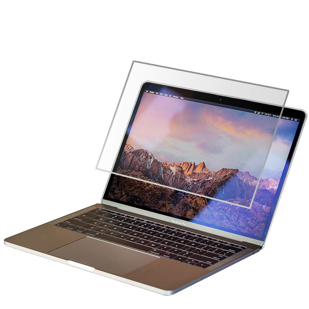 [Anti Blue Light] Laptop Notebook - Pavoscreen Anti-Scratch, Anti Glare, Reduce Blue Light Monitor Protector - Blue Light Filter for Apple MacBook 12 inch with Retina Display