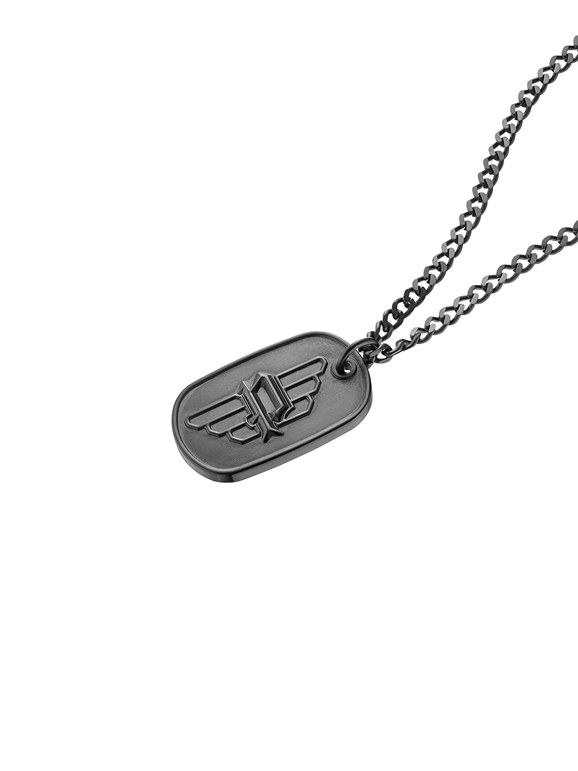 PJ25874PSB.03 Police Men Stainless Steel Pendant Necklace