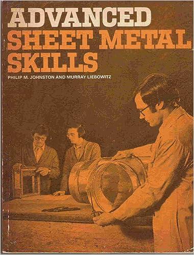 Book Advanced Sheet Metal Skills