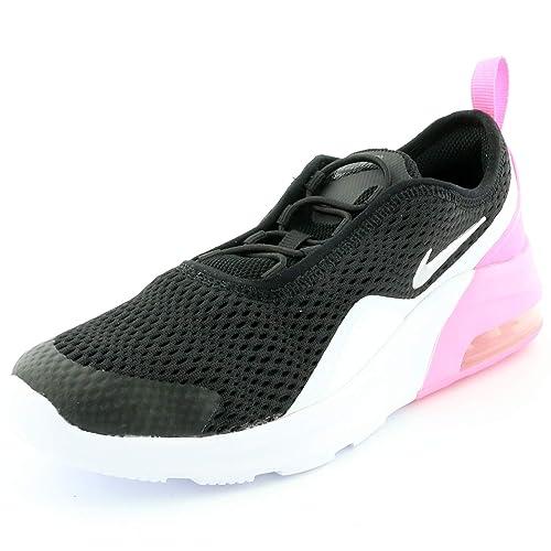 7c18e94e70 Nike Girls Air Max Motion 2 (Pse) Track & Field Shoes: Amazon.co.uk ...