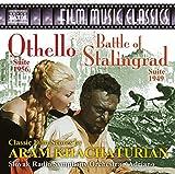 Aram Khachaturian: The Battle of Stalingrad & Othello Suites by Slovak Radio Symphony Orchestra (2014-07-08)
