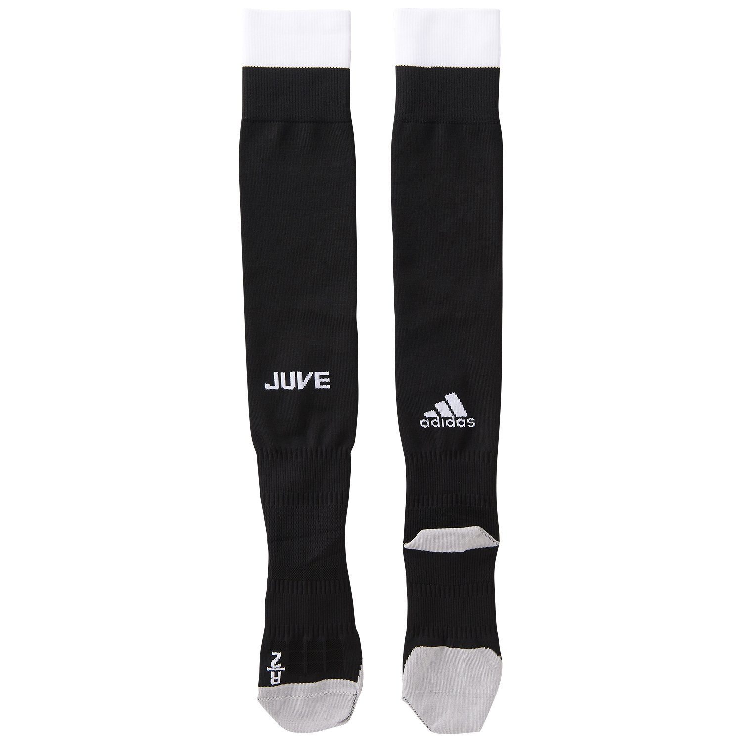 adidas juventus domicile chaussettes homme noir blanc fr 40 42 cm taille. Black Bedroom Furniture Sets. Home Design Ideas