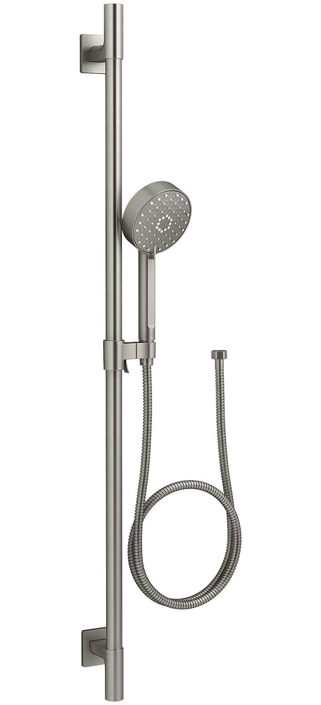 KOHLER K-99898-BN Awaken G110 Premium Slidebar Kit, Vibrant ...