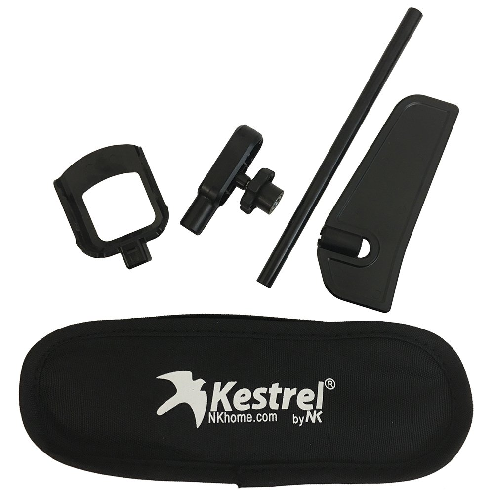 Kestrel 5000 Series Rotating Vane Mount and Carry Case