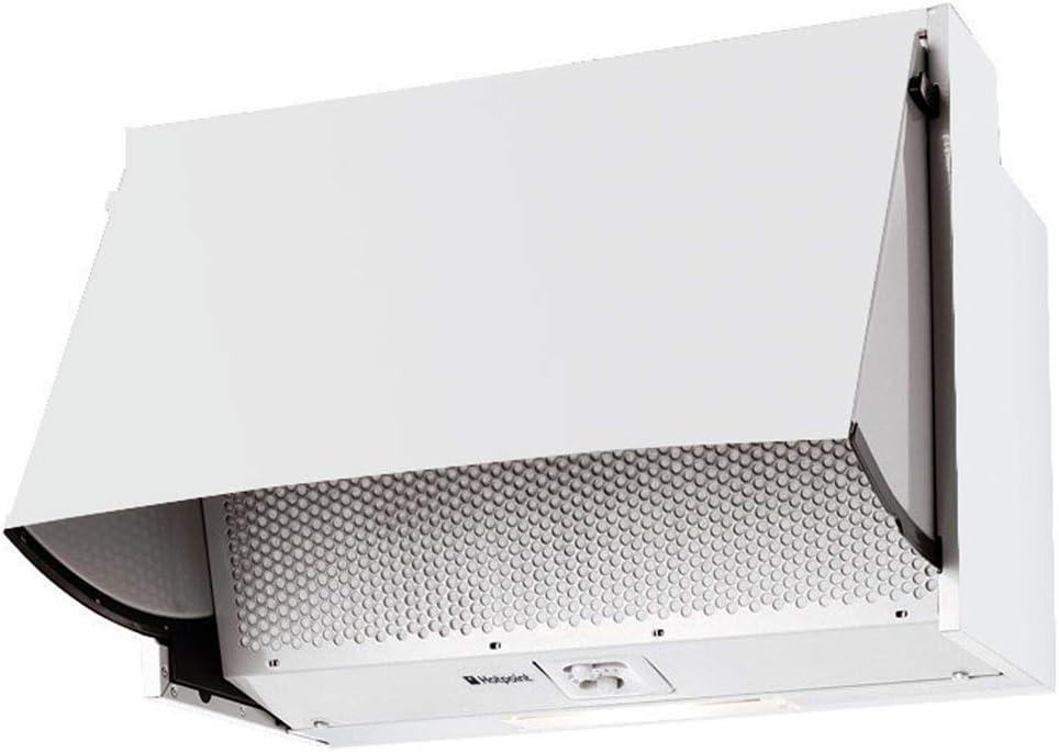 Hotpoint PAEINT66FLSW - Campana de cocina integrada (60 cm): Amazon.es: Hogar
