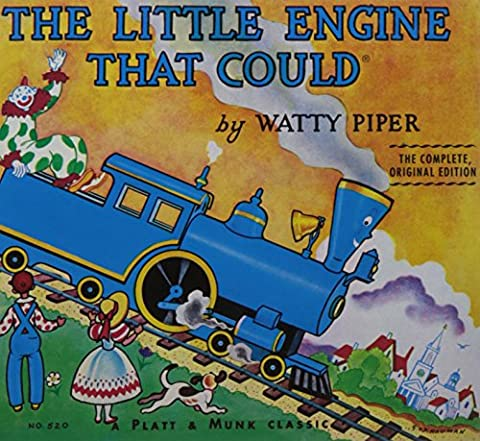 The Little Engine That Could (Original Classic Edition) (Childrens Books Confidence)