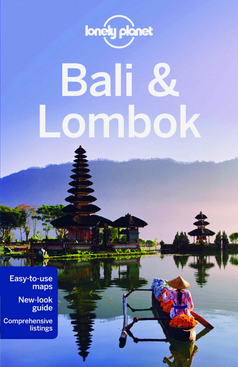 Lonely Planet Bali Lombok Travel Guide Amazon Co Uk Lonely
