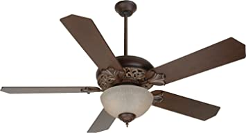 Craftmade mi52agvm mia aged bronze vintage madera 52 ceiling fan craftmade mi52agvm mia aged bronze vintage madera 52quot ceiling fan w light aloadofball Image collections