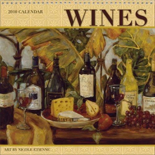 Wines Linen 2010 Wall - Calendar Wall 2010 Linen