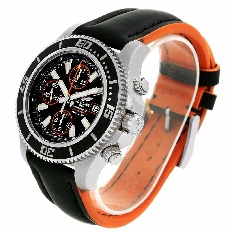 Amazon Breitling Aeromarine automatic self wind mens Watch