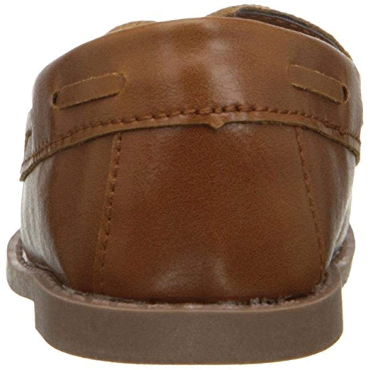 Rugged Bear Boys' RB24601 Oxford Brown 6 M US Toddler by Rugged Bear (Image #2)