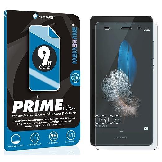 236 opinioni per Membrane Pellicola Protettiva Huawei P8 Lite- Vetro Temperato, 9H Durezza,