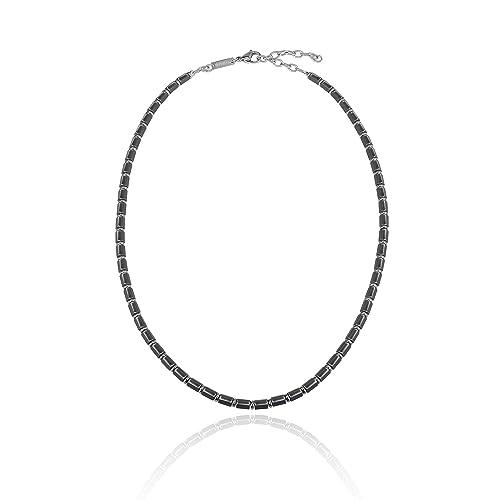 Breil Collar cadena Hombre acero inoxidable - TJ2657: Amazon ...